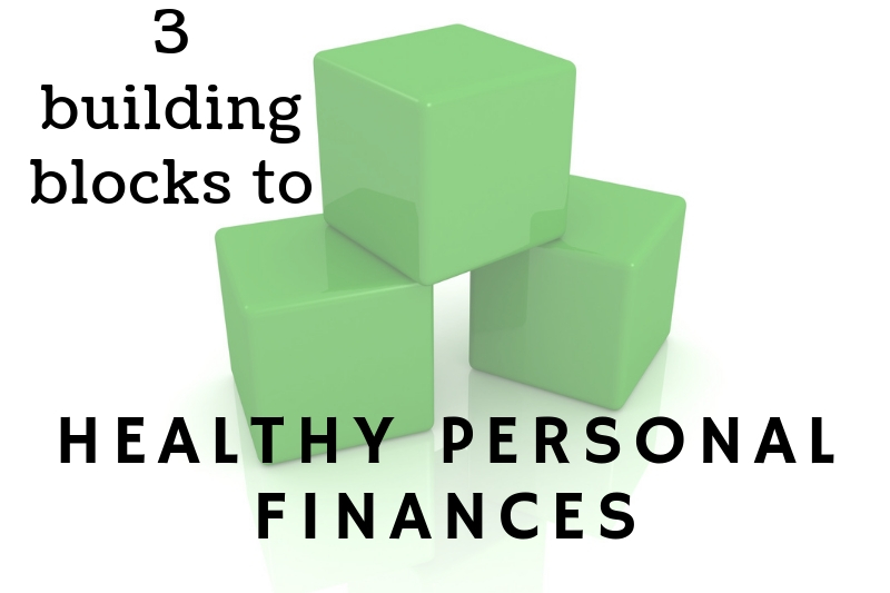 Anthony R. Mauriello, E.A.'s Three Building Blocks To Healthy Personal Finances