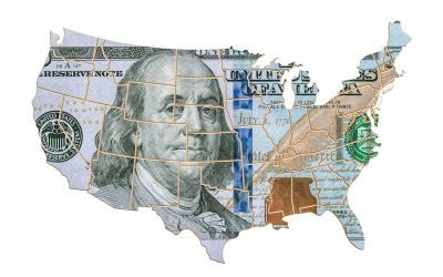 Mauriello Enterprises Sheds Light on Some of the Highest State Sales Tax Rates