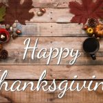 Happy Thanksgiving 2019 from Mauriello Enterprises to your family